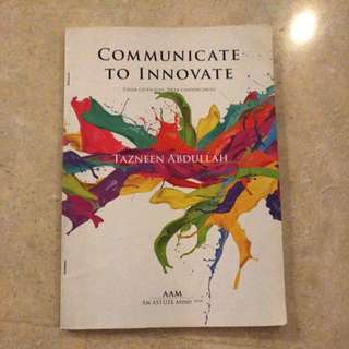 Communicate to Innovate