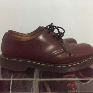 Dr. Martens docmart 1460 red cherry