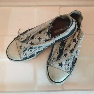 Converse All Star Slip ons size US2/UK1.5