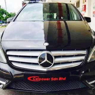 Mercedes B200CGI 2012yrs full spec