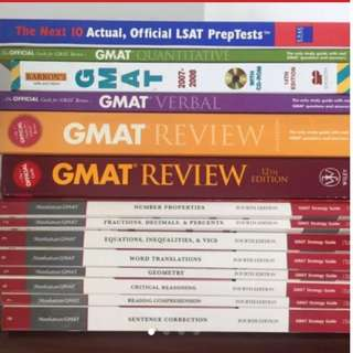 GMAT MANHATTAN study guide