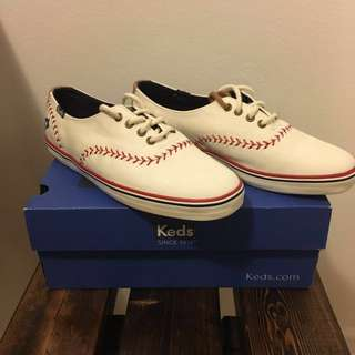 KEDS MLB Baseball Blue Jays Shoes