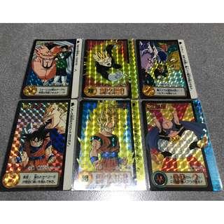 Dragon Ball Cards - Carddass Hondan Part 19