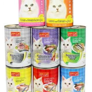 Aristo Cat Can Food
