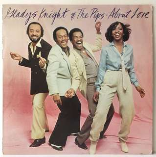 Gladys Knight & The Pips ‎– About Love (1980 US Original - Vinyl is Mint)
