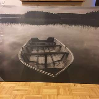 Brand New - Wall Art - Canoe