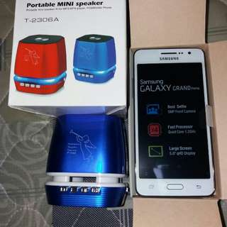 Samsung galaxy greand pream