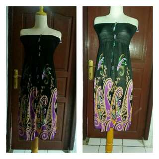 Dress bali etnic