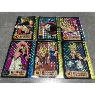 Dragon Ball Cards - Carddass Hondan Part 22