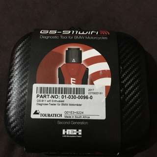 GS-911 WIFI Enthusiasts Version (BRAND NEW)