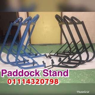Paddock Stand