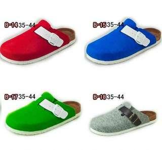 正品Birkenstock代購德國勃肯女鞋子Rio夏涼鞋軟木底博肯平跟拖鞋