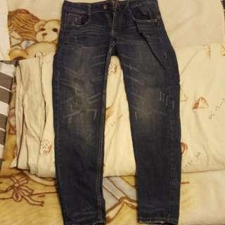 CACO牛仔褲(窄版)