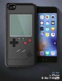 復刻 GameBoy + 蘋果手機殼 二合一
