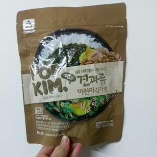 韓國 拌飯海苔