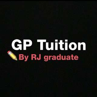 1-1 RJC Grad GP Home Tuition