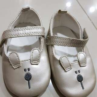 Mothercare Bunny Shoes