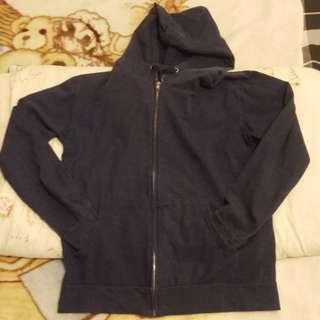 休閒外套(鐵藍)