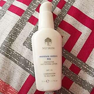 Nu skin mattefying lotion