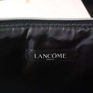 Lancome 花花化装袋