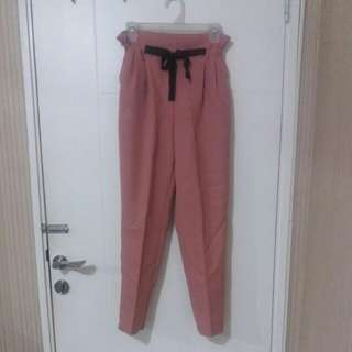 Ribbon Pants