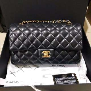 Chanel Double Flap #19