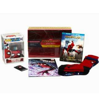 Spiderman Homecoming Gift Set