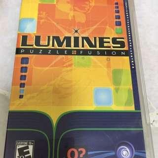 Lumines Psp Games