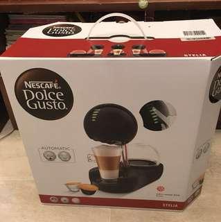 Nescafé Dolce Gusto保養期至2019 Jan 11