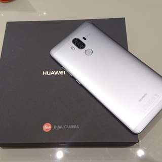 Preloved Huawei Mate 9