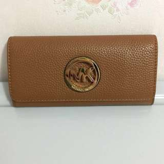 全新MK / Michael Kors Wallets 長銀包