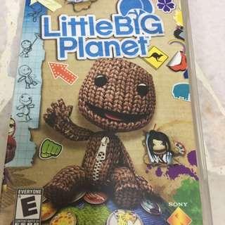 Little Big Planet Psp Games