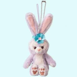 迪士尼Duffy好友Stella兔🐰手機鑰匙圈玩偶吊飾