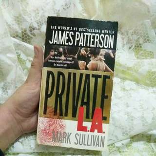 Private L.A James Patterson