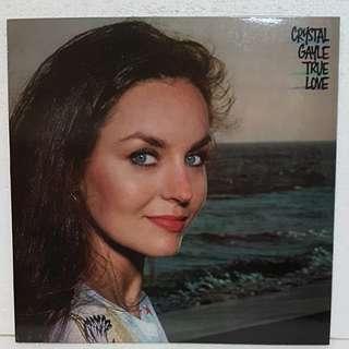 Crystal Gayle - True Love Vinyl Record