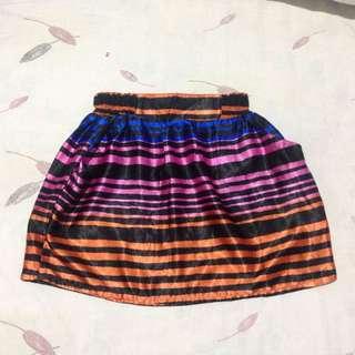 Betsey Johnson for H&M collab skirt