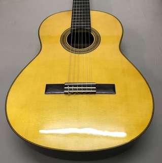Yamaha Solid Top Classical Guitar CG182S