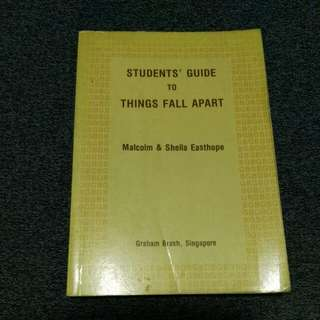"Students' Guide to ""Things Fall Apart"" by Chinua Achebe"
