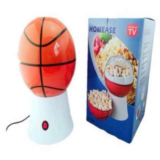 Basketball Popcorn Maker