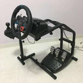 [no stock]Steering wheel stand g29 g27 gt6 gt5 g920