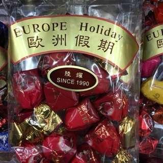 🚚 {天天隨時分享購}🍎華麗櫻桃酒巧克力200g 🍎