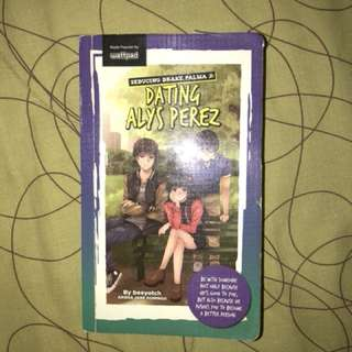 DATING ALYS PEREZ BOOK 2