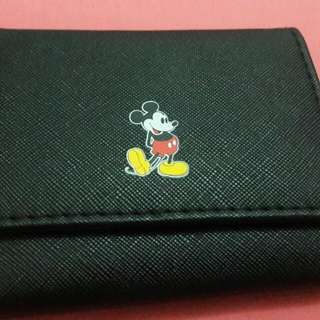 Mickey Mouse tri-fold wallet from japan