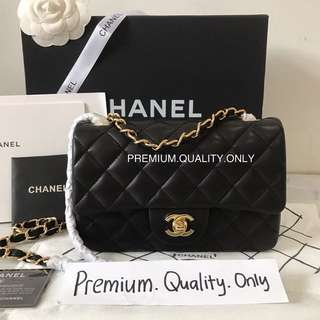 Customer's Order Chanel classic flap 20cm
