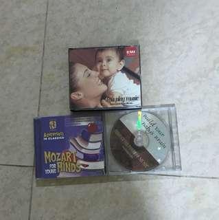 Music CDs baby