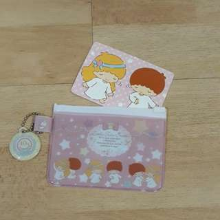 Little Twin Stars Card Holder