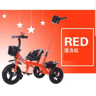 Instock- Children's tricycle/ kid bike 1-2-3'4-5-6 years old