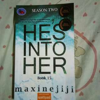 He's Into Herseason two book 15 by maxinejiji
