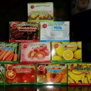 Green Magic Organic Soap