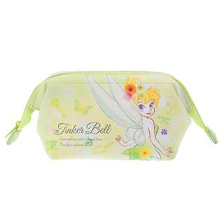 日本 Disney Store 直送 Tinker Bell 化妝袋 / 雜物袋